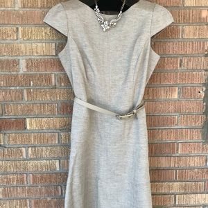 Anne Klein tweed dress 14
